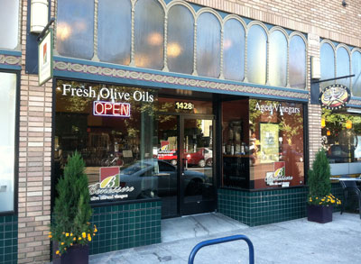 Benessere Olive Oils and Vinegars Broadway Store